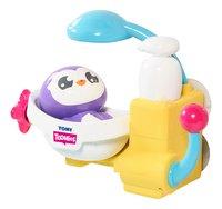 Tomy badspeelgoed Peryn's Shower & Scrub-commercieel beeld