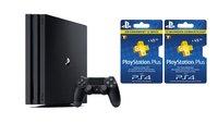 Sony console Playstation 4 Pro 1TB + Plus abonnement 12 maanden NL/FR