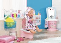 BABY born wc potje met geluidjes-Afbeelding 1