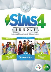PC Les Sims 4 Pack de jeu Vampires ANG