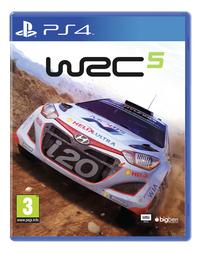 PS4 WRC 5 FR/ANG