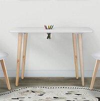 Table pour enfants avec pot à crayons intégré-Image 1