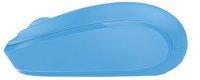 Microsoft souris optique sans fil 1850 bleu
