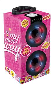 Lexibook haut-parleur Bluetooth Disney Soy Luna