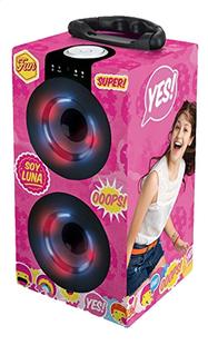 Lexibook haut-parleur Bluetooth Disney Soy Luna-Côté droit
