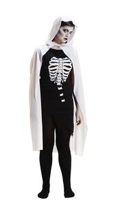 Verkleedpak skelet maat 42