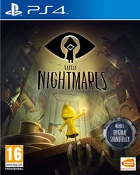 PS4 Little Nightmares FR