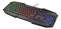 Trust toetsenbord GXT 830-RW Avonn-Rechterzijde