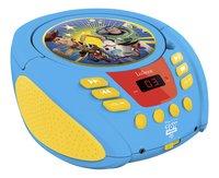 Lexibook radio/lecteur CD portable Toy Story 4-Côté gauche