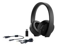 PS4 draadloze headset Gold Edition-Vooraanzicht
