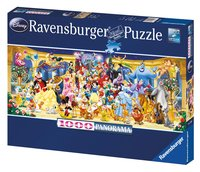 Ravensburger puzzle panorama Photo de groupe Disney