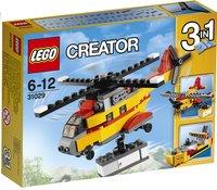 LEGO Creator 31029 L'hélicoptère cargo