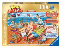 Ravensburger puzzle What If? n°1 La loterie