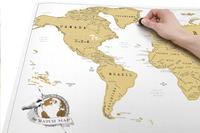 Scratch Map wereldkaart-Afbeelding 3