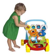 Chicco pousseur Trotteur Baby Gardener 2 en 1-Image 1
