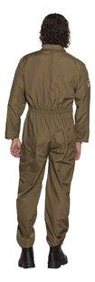 Verkleedpak Jet piloot maat 50/52-Achteraanzicht