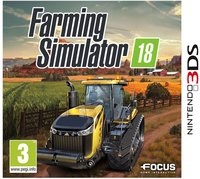3DS Farming Simulator 18 ENG