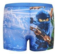 Zwemshort LEGO Ninjago lichtblauw-Achteraanzicht