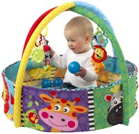 Playgro speeltapijt/ballenbad Ball Activity Nest -Afbeelding 4