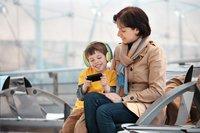 JVC hoofdtelefoon HA-KD5 voor kinderen geel/blauw-Afbeelding 1