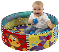 Playgro speeltapijt/ballenbad Ball Activity Nest -Afbeelding 2
