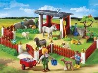 Playmobil City Life 5531 Centre de convalescence pour animaux-Avant