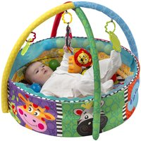 Playgro speeltapijt/ballenbad Ball Activity Nest -Afbeelding 3