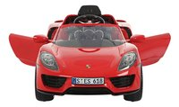 Elektrische auto Porsche 918 Spyder-Artikeldetail