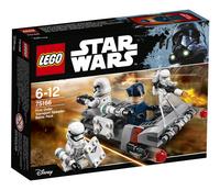 LEGO Star Wars 75166 Pack de combat le Speeder de transport du Premier Ordre