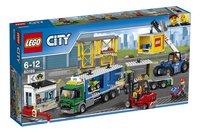 LEGO City 60169 Le terminal à conteneurs