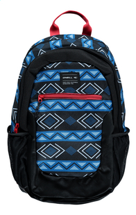 O'Neill sac à dos BM Wedge Black AOP/Blue