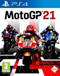PS4 MotoGP 21 FR/ANG