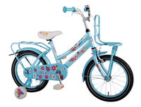 Volare kinderfiets Liberty Urban Flowerie ice blue 16'