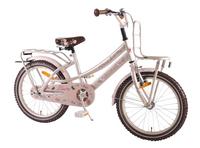 Volare vélo pour enfants Liberty Urban rose nacré 18' (monté à 95 %)
