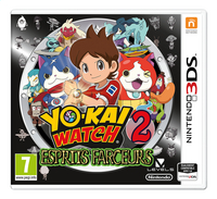 Nintendo 3DS Yo-Kai Watch 2 : Bony Spirits FR