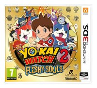 Nintendo 3DS Yo-Kai Watch 2 : Fleshy Souls FR
