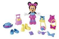 Figurine Minnie Fashionista Voyage-commercieel beeld