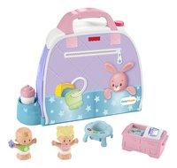 Fisher-Price Little People La chambre des bébés-Arrière