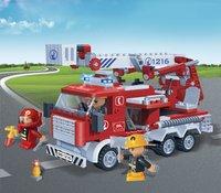 BanBao Fire 8313 Camion de pompiers-Image 1