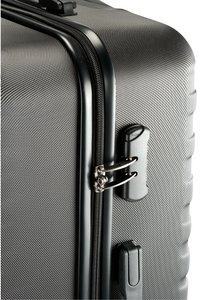 Princess Traveller harde reistrolley Boston anthracite 55 cm-Artikeldetail
