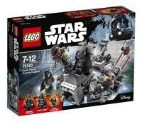 LEGO Star Wars 75183 La transformation de Dark Vador