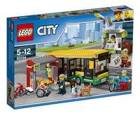 LEGO City 60154 La gare routière