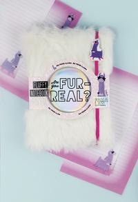 Notitieboekje Are you furreal Lama-Afbeelding 1