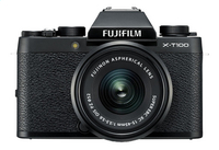 Fujifilm appareil photo X-T100 + objectif XC15-45mm noir-Avant