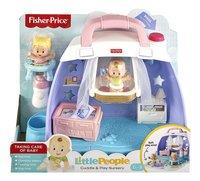 Fisher-Price Little People La chambre des bébés-Avant