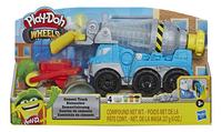 Play-Doh Wheels Betonwagen-Vooraanzicht