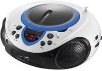 Lenco draagbare radio/cd/mp3-speler SCD-38 blauw-Artikeldetail
