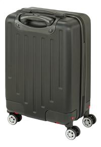 Princess Traveller harde reistrolley Nice met Powerbank zwart 55 cm-Achteraanzicht