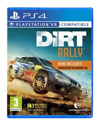 PS4 Dirt Rally VR NL/FR