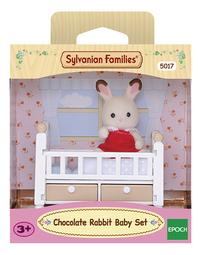 Sylvanian Families 5017 - Bébé Lapin Chocolat-Avant